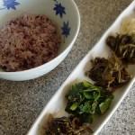 干し野菜ナムル